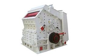 反击式砂石破碎机的破碎原理、结构特点、使用效果